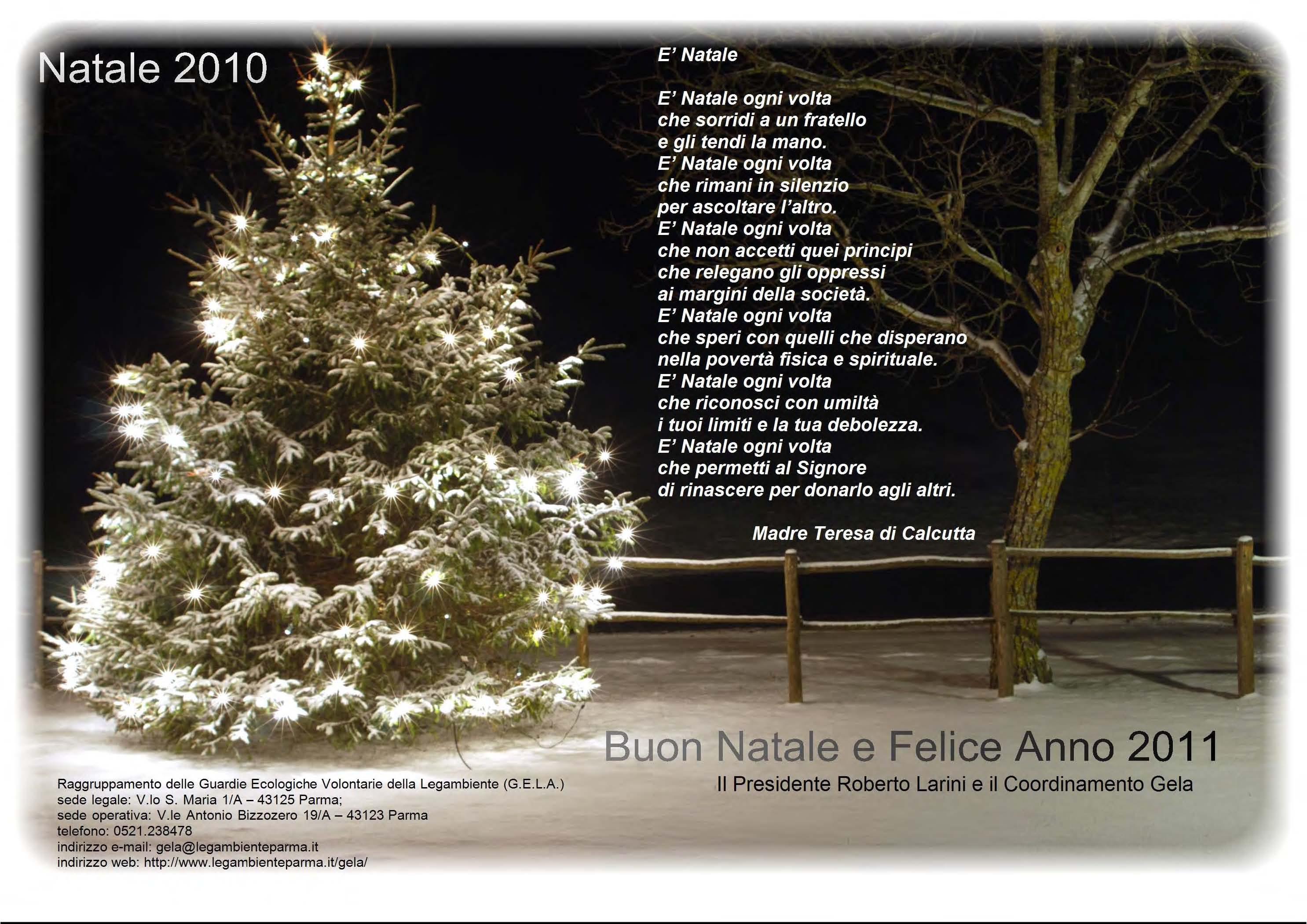 Poesia Di Natale Madre Teresa Calcutta Frismarketingadvies
